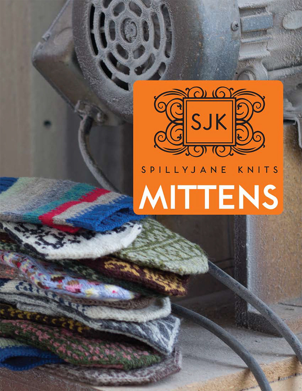 Spilly Jane Knits Mittens!